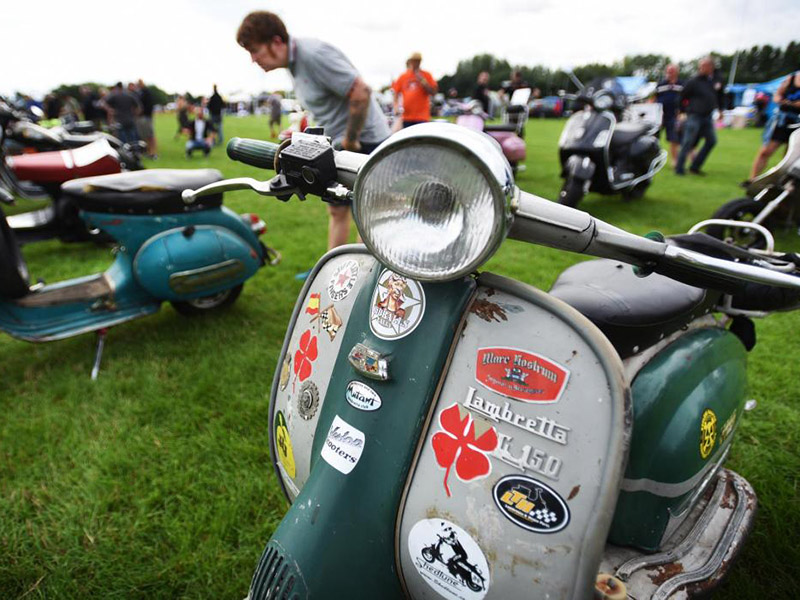 Atmosphere Scooter Rally